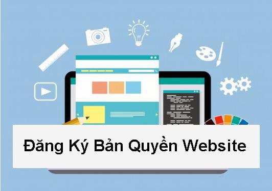 Hướng dẫn chi tiết cách đăng ký bản quyền website hiệu quả